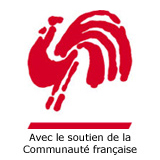 Avec le soutien de la Communauté française